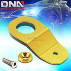 For Ek Ej Dc S2k Gold Aluminum Radiator Stay Mounting Bracket Tap+fender Washer photo