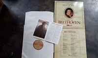 Cofanetto 4 LP Beethoven - Tresors Della Musique/Condizioni