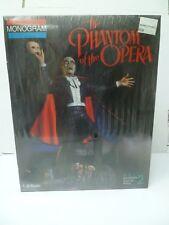 Vintage Monogram Phantom of the Opera 1:8 Scale Model Kit #6491