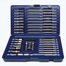 Irwin 34 Pc. Drill Fastener Driver Quick Change Bit & Accessory Set #3057034 -