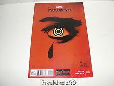 Hawkeye #10 Comic Marvel 2013 1st Print Matt Fraction Francesco Francavilla 4th