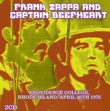 CD musicali hard rock per Jazz Frank Zappa