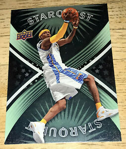 DENVER NUGGETS 76ERS 2008-09 STARQUEST FIRST EDITION ALLEN IVERSON FREE SHIPPING