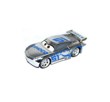 Disney Pixar Movie Cars 3 Diecast Silver # 51 Racer Cruz Ramirez 1:55 Toy Car