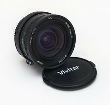 Vivitar 19mm F/3.8 AIS MF Camera Lens for Nikon