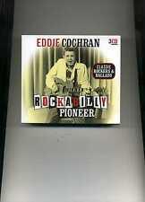 EDDIE COCHRAN - ROCKABILLY PIONEER - 3 CDS - NEW!