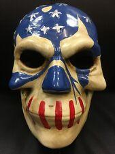 La Purga Face plástico EEUU Película Disfraz Máscara Niño Adulto ELECTION AÑO 3