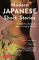 Modern Japanese Short Stories An Anthology of 25 Short Stories ... 9784805315248