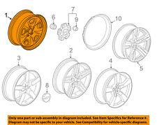 Chevrolet GM OEM 10-13 Camaro-Steel Wheel 22844561