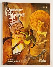 Monsters and Heroes 3 (1967) Silver Horror - Comic / Magazine