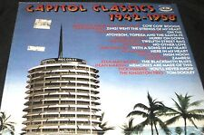CAPITOL CLASSICS 1942 - 1958 Jazz Comp UK LP MINT VINYL Judy Garland