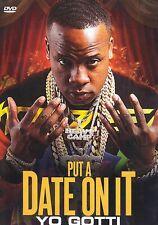 YO GOTTI -  'PUT A DATE ON IT' -DVD.. MUSIC VIDEOS..SUMMER 2019
