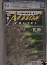 ACTION COMICS ANNUAL 11 CGC 9.6 KUBERT VARIANT COVER