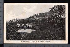 [15006] CUNEO - MONASTEROLO CASOTTO - PANORAMA _ 1938
