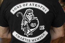 Sons of Anarchy - oops Atrophy - T-shirt - 2X