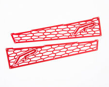 Agency Power Red Aluminum Side Vent Covers Kit Polaris RZR XP 1000/XP Turbo