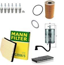 SERVICE KIT FITS PORSCHE BOXSTER 986 2.5 AIR OIL CABIN FUEL FILTER SPARK PLUGS