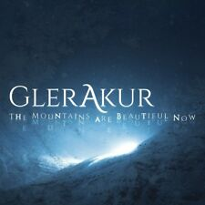 GLERAKUR - THE MOUNTAINS ARE BEAUTIFUL NOW (LIMITED BOXSET)  2 CD NEU