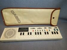 CASIO VL-Tone VL1 - VINTAGE 1980's COMPACT ELECTRIC KEYBOARD AND SYNTHESIZER