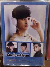Kim Soo Hyun SooHyun Photo Sticker Set Book (48 Pcs) Korean Movie Drama Stickers