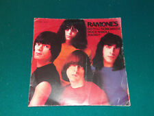 ramones/ do you remember / 45 tours