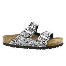 fb07a5f4d17d Birkenstock Arizona Soft Footbed Cork Slide Sandal Shoe - Womens