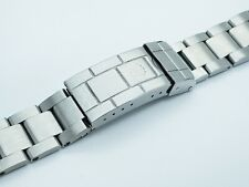 New 20mm Rolex Submariner Watch Stainless Solid Steel Oyster Replacement Bracele
