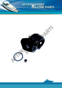 Mercruiser thermostat housing replaces: 861188A1