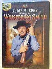 NEW/SEALED - WHISPERING SMITH (DVD, 2010) Audie Murphy (8 Episodes + bonus feat)