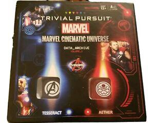 Trivial Pursuit Marvel Cinematic Universe Volume 1