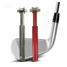 Golf Club Cleaner Tool Wedge & Iron Groove-Sharpener & Regrooving High Quality