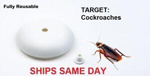 5 x Cockroach German Roach Bait Station Pest Control Bait Station