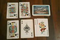 "Space Shuttle ""Enterprise"" Kennedy Space Centre playing cards"