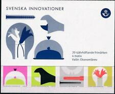 [317604] Sweden 2007 good complete booklet very fine Adhesive