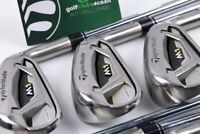 TAYLORMADE M1 2017 IRONS / 4-PW / STIFF FLEX XP 95 S300 SHAFTS / TAIM12054