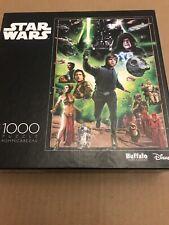 Buffalo Jigsaw Puzzle 1000 Piece Disney Star Wars Picture