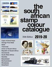 SACC The South African Stamp Colour Catalogue 2019-20 Katalog Südafrika
