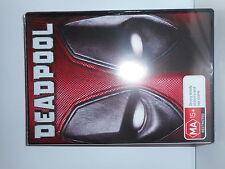 DEADPOOL DVD BRAND NEW SEALED