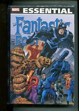 FANTASTIC FOUR ESSENTIAL VOL 4 NM 9.6 #64 - 83 GREAT KIRBY COVER