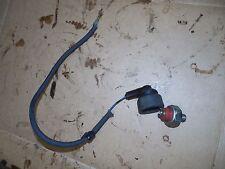 honda cx500T cx500 turbo oil pressure sensor switch sending unit wire cx650 1982