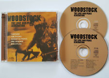 ⭐⭐⭐⭐ WOODSTOCK The Love and The Peace Generation ⭐⭐⭐⭐ 32 Track 2 CD ⭐⭐⭐⭐