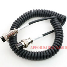 Kenwood MC-60 MC-90 microphone cable fit to Yaesu FT-1000 FT-950 FT-2000 FT-990