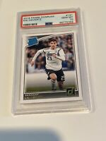 Kai Havertz Rated Rookie 2018-19 Donruss Soccer #191 PSA 10 Low Pop