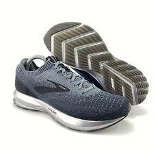 Brooks Men's Levitate 2 Black Grey Ebony Running Shoes
