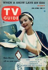 1959 TV Guide June 6-Gale Storm; Ray Milland; George Burns; Alan Sues;Linkletter