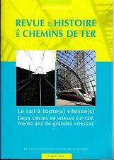 LE RAIL A TOUTE(S) VITESSE(S) (Chemin de Fer, train)