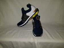 low priced 884e5 a2a76 Nike Shox Gravity Midnight Navy Metallic Gold (AR1999-400) Size 10