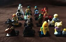 Lego 71013 Series 16 Minifigures Complete Set Of 16 Collectibles Babysitter Boy