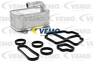 Engine Oil Cooler VEMO Fits AUDI A6 Avant 4G C7 03L117021D