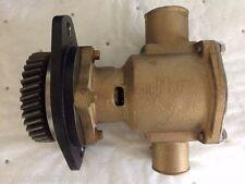WATER PUMP CUMMINS 6C 270-450HP 3922589 SHERWOOD P1722C MARINE ENGINE 1700 PUMP